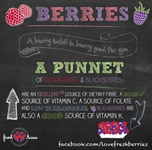 Berry Habit Berry Good For You